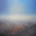 TAM JEST PIĘKNIE | olej, płótno | 110 x 90 | 2015