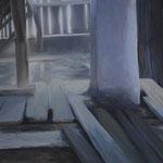 bez tytułu | olej na płótnie | 110 x 90 | 2013 r.