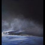 W STRONĘ ŚWIATŁA | olej na płótnie | 100 x 90 | 2014