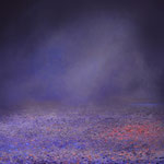 W OSAMOTNIENIU | olej, płótno | 100 x 80 | 2014