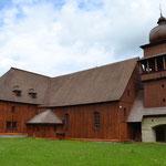 Une église en bois