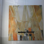 Altarwand-Gemälde von Oskar Koller