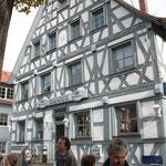 Fachwerkhaus gegenüber der Kammerersmühle