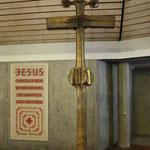 Großes Standkreuz
