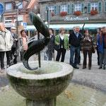 Forellenbrunnen von Harro Frey