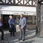 """""""Porta Vorchheimensis"""", ein Werk von Harro Frey"""