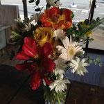 お客様の作品 花束