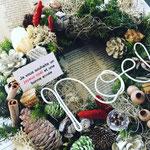 2015年 11月 フレッシュグリーンのクリスマスリース
