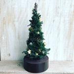 2017年11月 東京 自由が丘ワークショップ 『クリスマスツリー』