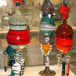 Lidded Goblets