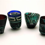 Blown Murrini vessels