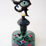 Eye of Horus Perfume Bottle