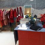 Textildesign Gerda Kohlmayr -  Kleidung und Accessoires aus heimischen Materialien - Leinen, Wollwalk und Filz