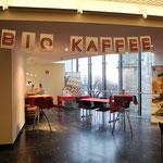 Das Bio Cafe Hannauer bietet wie in den vergangenen Jahren Bio Kaffee, köstliche  Petits Fours, Bioschokolade
