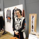Linusch - Mode von Tehilla Gitterle aus Wien, zum 2. x bei Kunst Handwerk Design