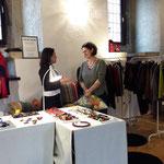 2 Textildesignerinnen im Gespräch...Susanne Tuulikki Riecker und Edda Ruckenbauer