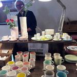 Keramik von Thomas Berktold aus Innsbruck