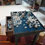 Keramik- Legespiel von Melanie Bartholme für die Kleinen