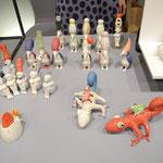 Porzellanfigürchen von Margit Russnig