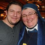 Sestra Tereza Zukic i Antonio Tkalec
