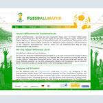 www.fussballmathe.de – Startseite für groß & stark KOMMUNIKATION