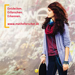 Mathe.Forscher – Messe Roll-up