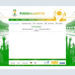 www.fussballmathe.de – Teamvergleich für groß & stark KOMMUNIKATION