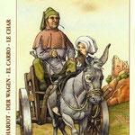VII Le Chariot - Le tarot de Dürer