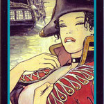 "Tarot Manara - Érotique - As d""Eau"