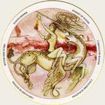Chevalier de Bâtons - Le tarot du Cycle de la vie