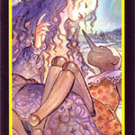 Tarot Manara - Érotique - Le Mat