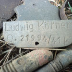 WWI Dog Tag? Or WW2 Kriegsmarine?