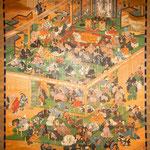 慶国寺 日蓮大聖人 御涅槃図