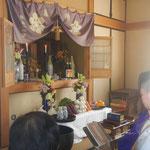 平成26年 慶国寺 七面大明神堂大祭