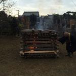 平成25年 慶国寺 お焚き上げ法要