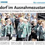 Bericht der Laatzener Woche vom 10. Juni