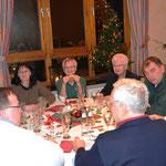 Mitglieder des SV Oesselse bei der Weihnachtsfeier 2016