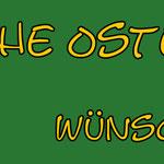 Der Schützenverein Oesselse wünscht euch allen ein frohes Osterfest und erholsame Feiertage!