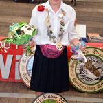 Schülerkönigin 2018: Clara Nomrowski