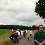 Auf der Suche nach der Boßelkugel - SV Oessesle Offroad
