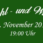 """Grünkohl- und Wurstessen in der Vereinsgaststätte Hotel-Restaurant """"Alt Oesselse"""""""