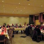 Schützenverein Oesselse bei der Weihnachtsfeier 2014