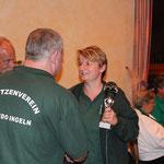 Heike Strote-Radkewitz hat den 1. Platz belegt
