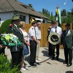 Zu Besuch beim Jugendkönig 2011 Ilja Gitin