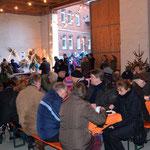 Weihnachtsmarkt 2015 - Scheune der Familie Hennies
