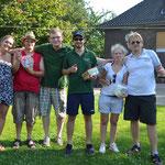 Gewinner/innen der diesjährigen Fahrradrallye