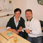 v.l. Cornelia und Harald Kernbach