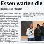 Bericht der Leine-Nachrichten vom 19. November 2014