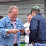 Gewinner vom diesjährigen Preisschießen Holger Wetjen