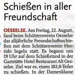 Bericht der Leine-Nachrichten vom 05. September